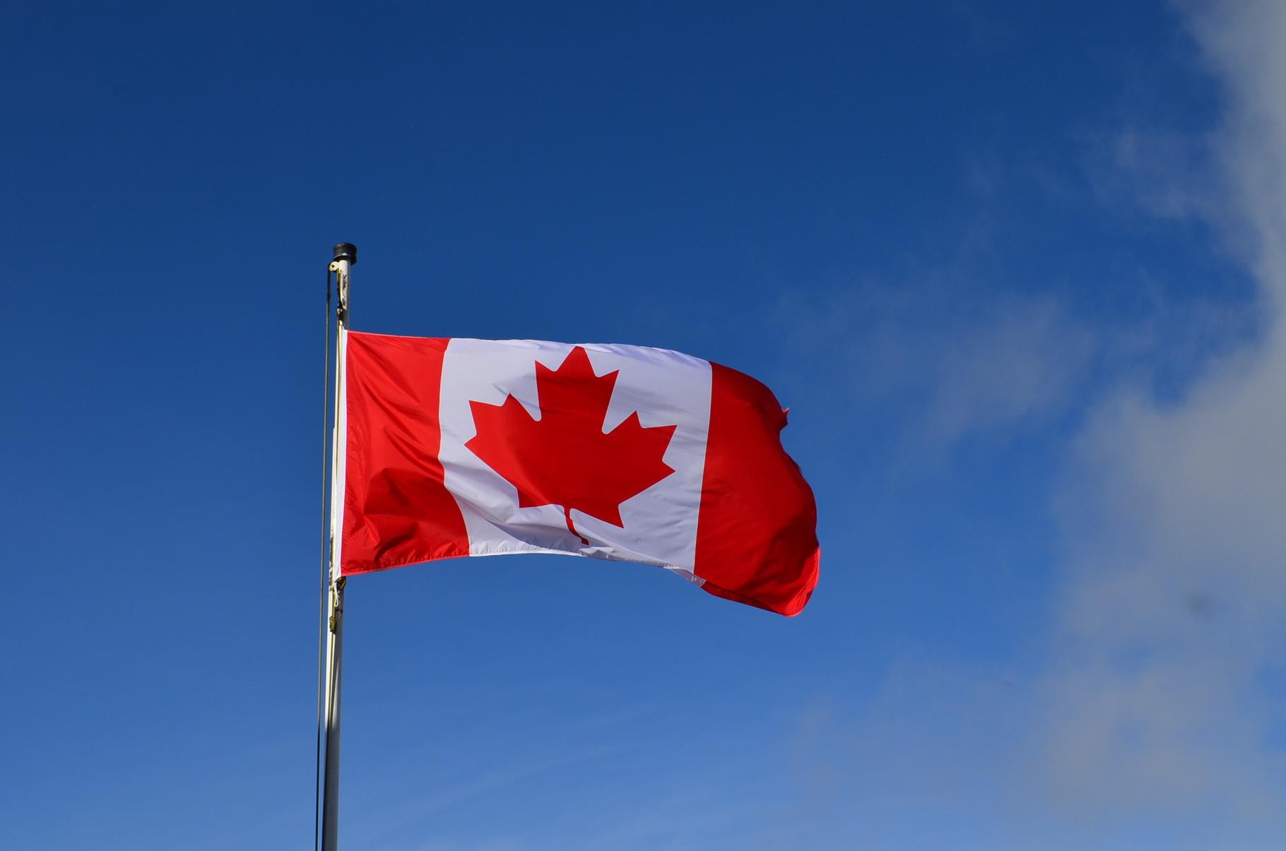 ab jetzt kommen Canada Bilder - sehet und staunet