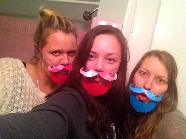 Moustachemania!