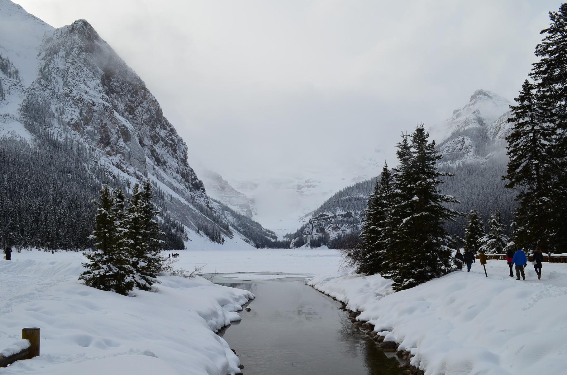 berühmter Lake Louise