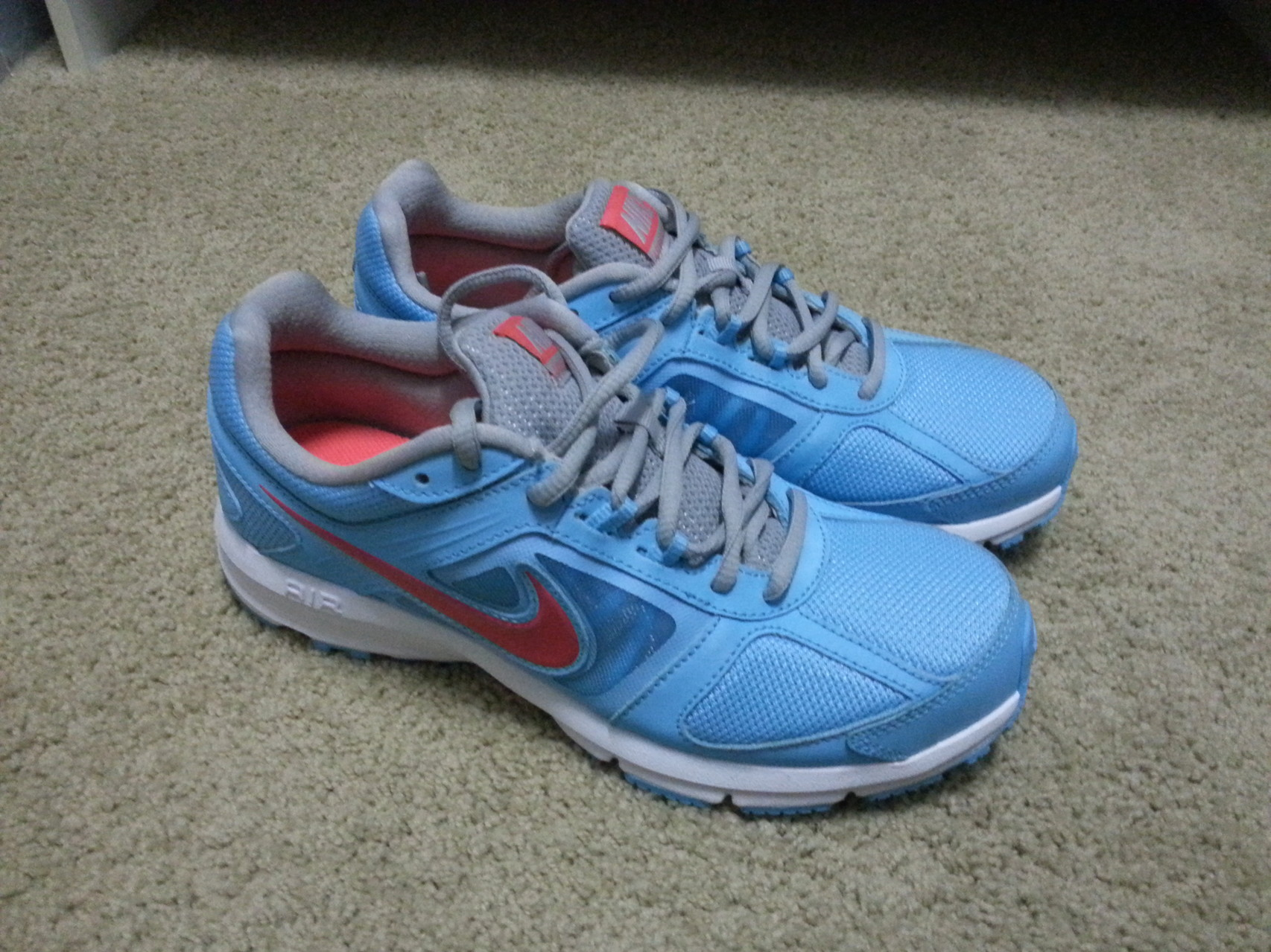 Meine neuen Nike's