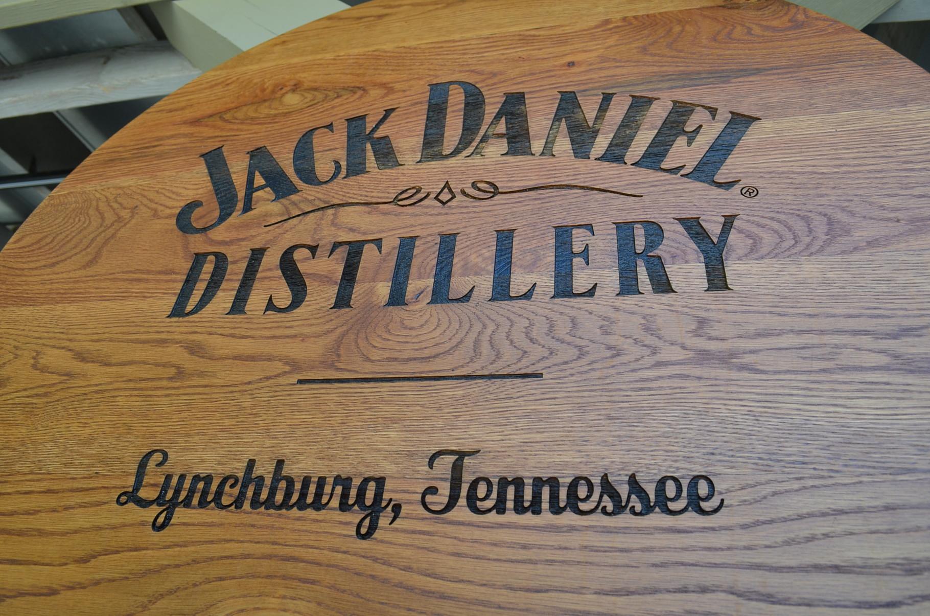 Jack Daniels Destillerie