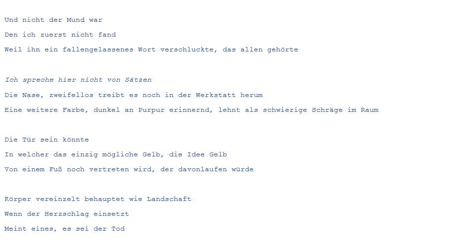 Heidrun Feistner: Gegenfarben / Für FMF / Bild 2