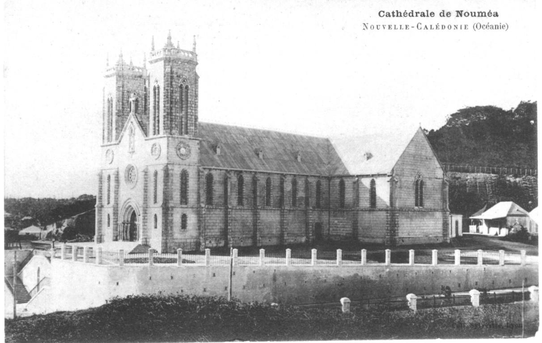 Nouméa : la cathédrale