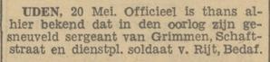 Provinciale Noordbrabantsche Courant 21-5-1940