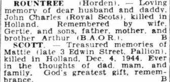 The Sunderland Echo&Echo Shippingg Gazette 4-12-1945