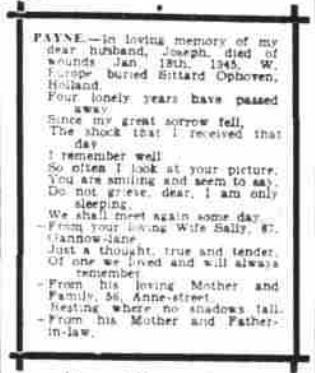 Burnley Express 15-1-1949