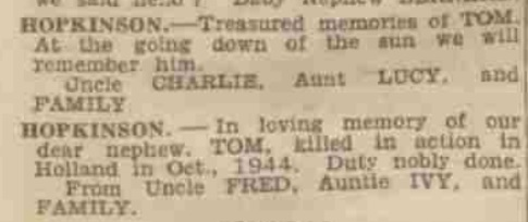 Manchester Evening News 31-10-1944