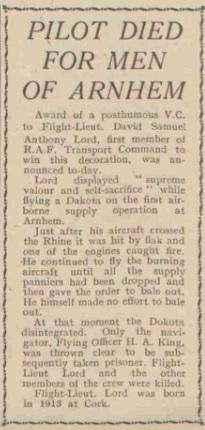 The Evening Telegraph 13-11-1945