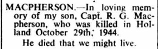Perthshire Advertiser 31-10-1945