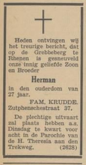 Nieuwe Apeldoornsche Courant 6-6-1940