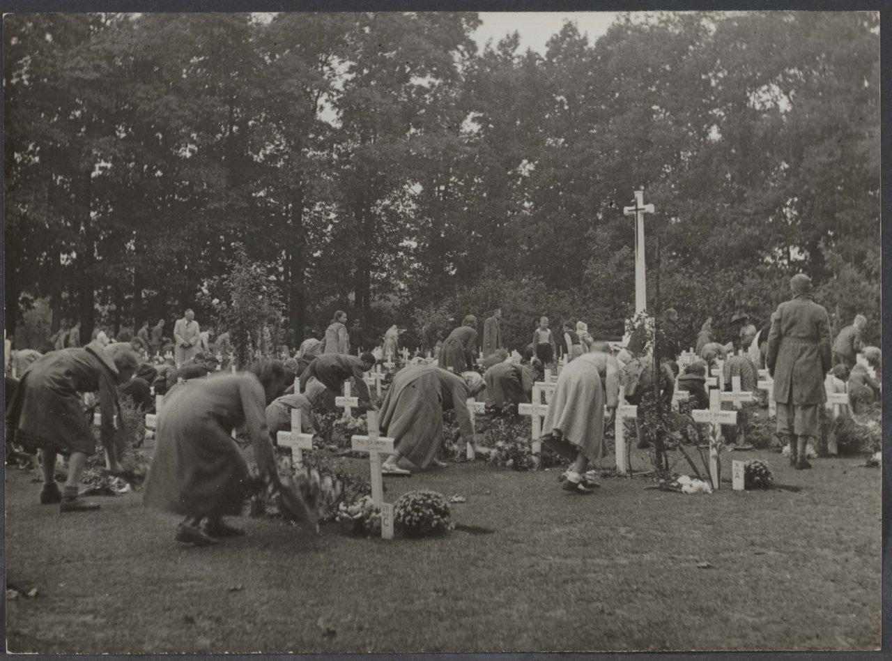 Arnhem-Oosterbeek War Cemetery.