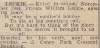 Falkirk Herald 18-11-1945