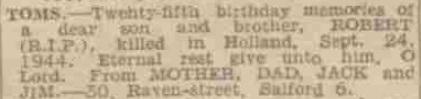 Manchester Evening 17-8-1945