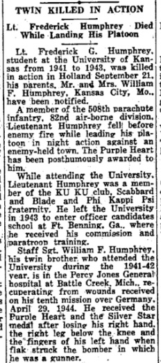 Lawrence Journal world 16-1-1945