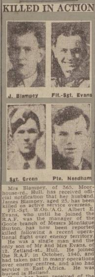 Hull Daily Mail 4-4-1944