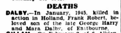 Eastbourne Herald 3-2-1945