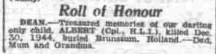 Evening Post 30-12-1944
