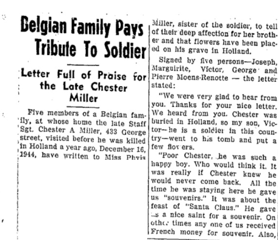 Morning Herald 18-12-1945