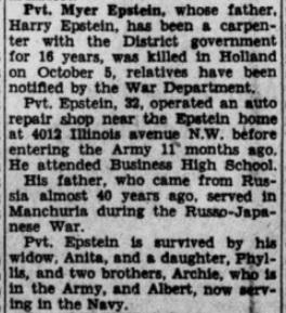 Evening Star 19-11-1944