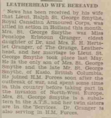 The Surrey Advertiser 28-10-1944