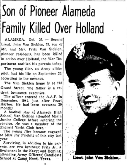 Oakland Tribune 23-10-1944