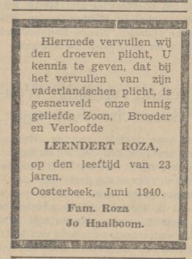 Arnhemsche courant 22-6-1940