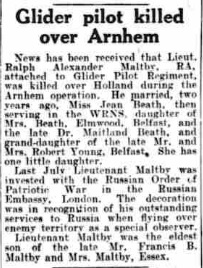 Northern Whig 13-10-1944