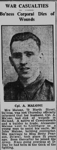 Linlithgowshire Gazette 8-12-1944