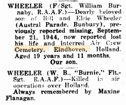 Harvey Murray Times 14-12-1944