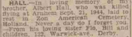 Derby Evening Telegraph 21-9-1946