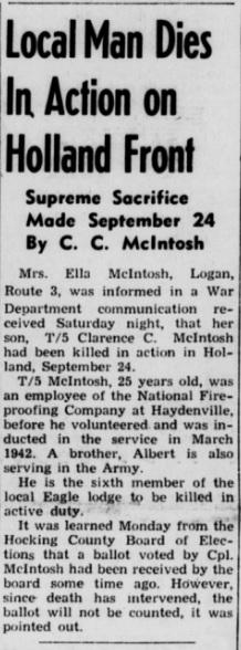 Logan Daily News 10-10-1944