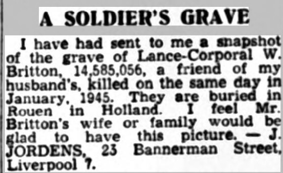 Liverpool Echo 22-10-1946
