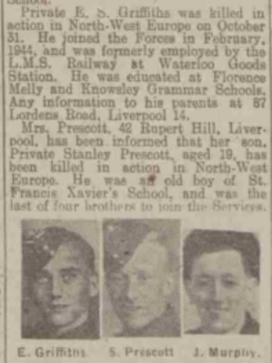 The Liverpool Echo 24-11-1944