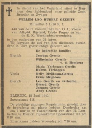 Nieuwe Venlosche courant 19-6-1940