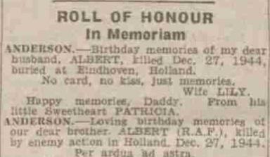 Manchester Evening News 22-1-1945