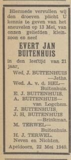 Nieuwe Apeldoornsche courant 23-5-1940