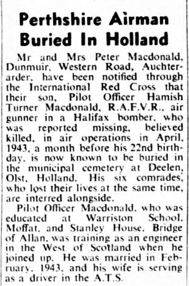 Perthshire Advertiser 22-7-1944