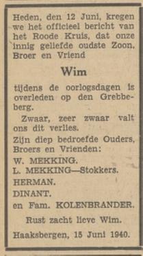Twentsch Dagblad Tubantia 17-6-1940
