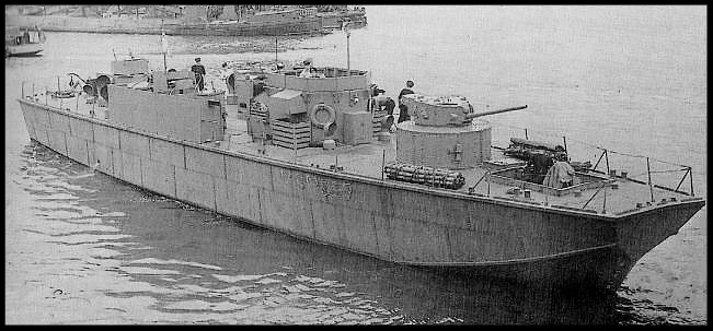 Landing Craft Support 256 L Missing Soldiers