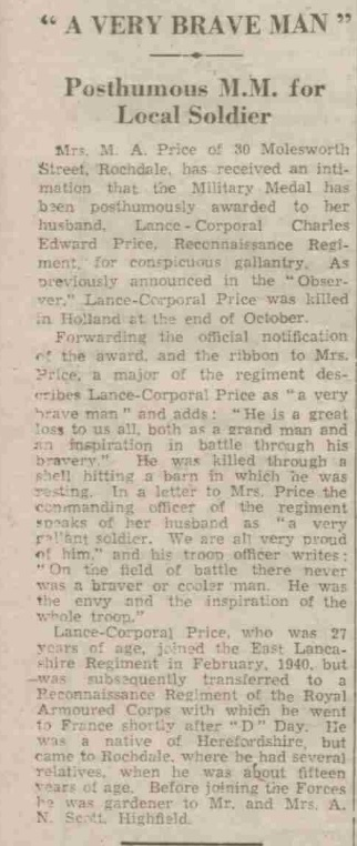 The Rochdale Observer 9-12-1944