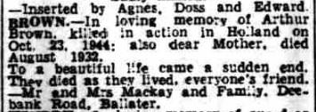 The Evening Express 23-10-1945