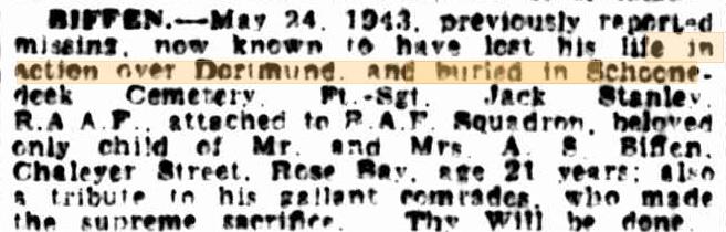 The Sydney morning Herald 26-5-1945