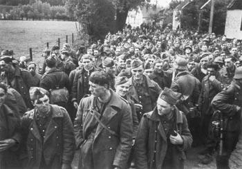 Belgium POWs at Dunkirk