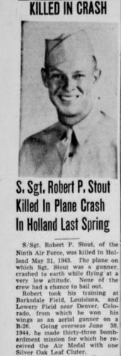 Burlington Daily times 18-8-1945
