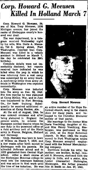 Sheboygan Press 204-1945