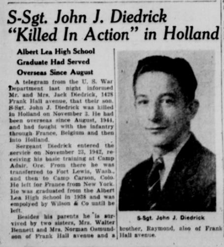 Albert Lea Evening Tribune 17-11-1944