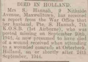 Dumfries&Galloway Stnadard 10-10-1945