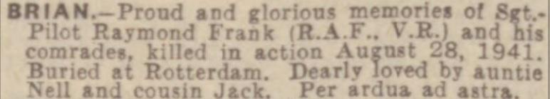 Birmingham Mail 28-8-1942