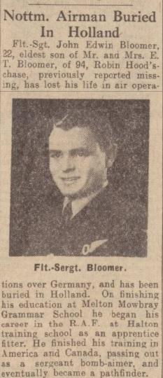Nottingham Evening Post 23-12-1944