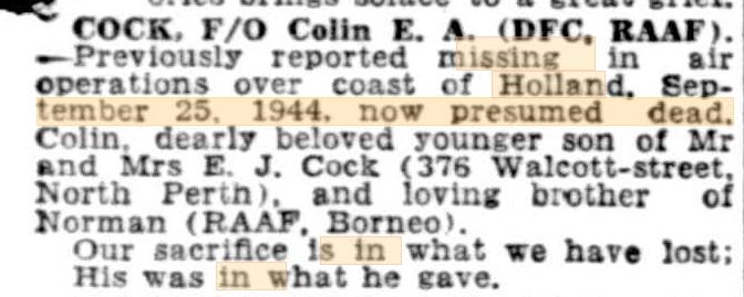The West Australian 28-7-1945